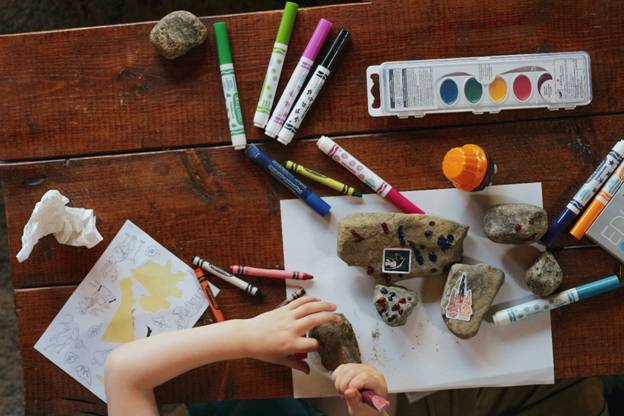 Basic Tips And Advice To Get Started In Arts And Crafts - Easy drawing club